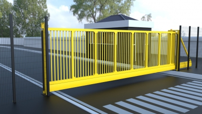 Cantilever Sliding Gates Automatic Manual