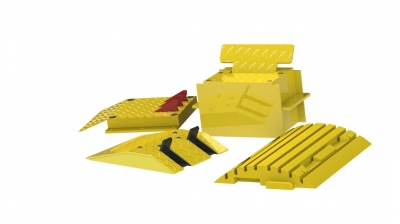 Speed Ramps & Flow Control Plates