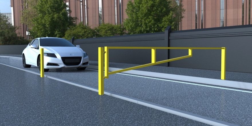 Manual swing gates and height restrictors